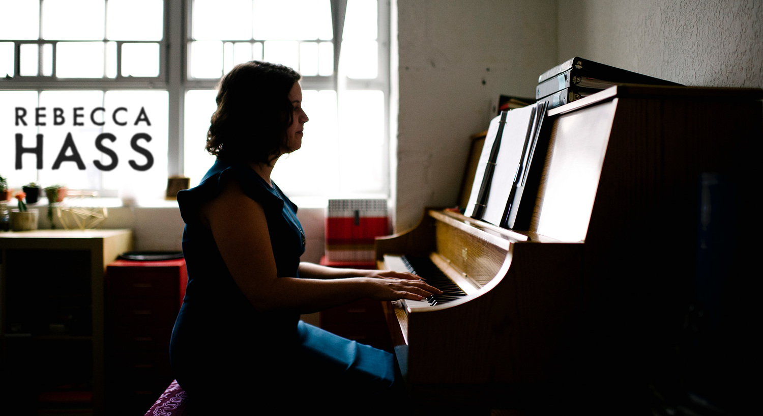 Rebecca Hass - Pianist and Teacher