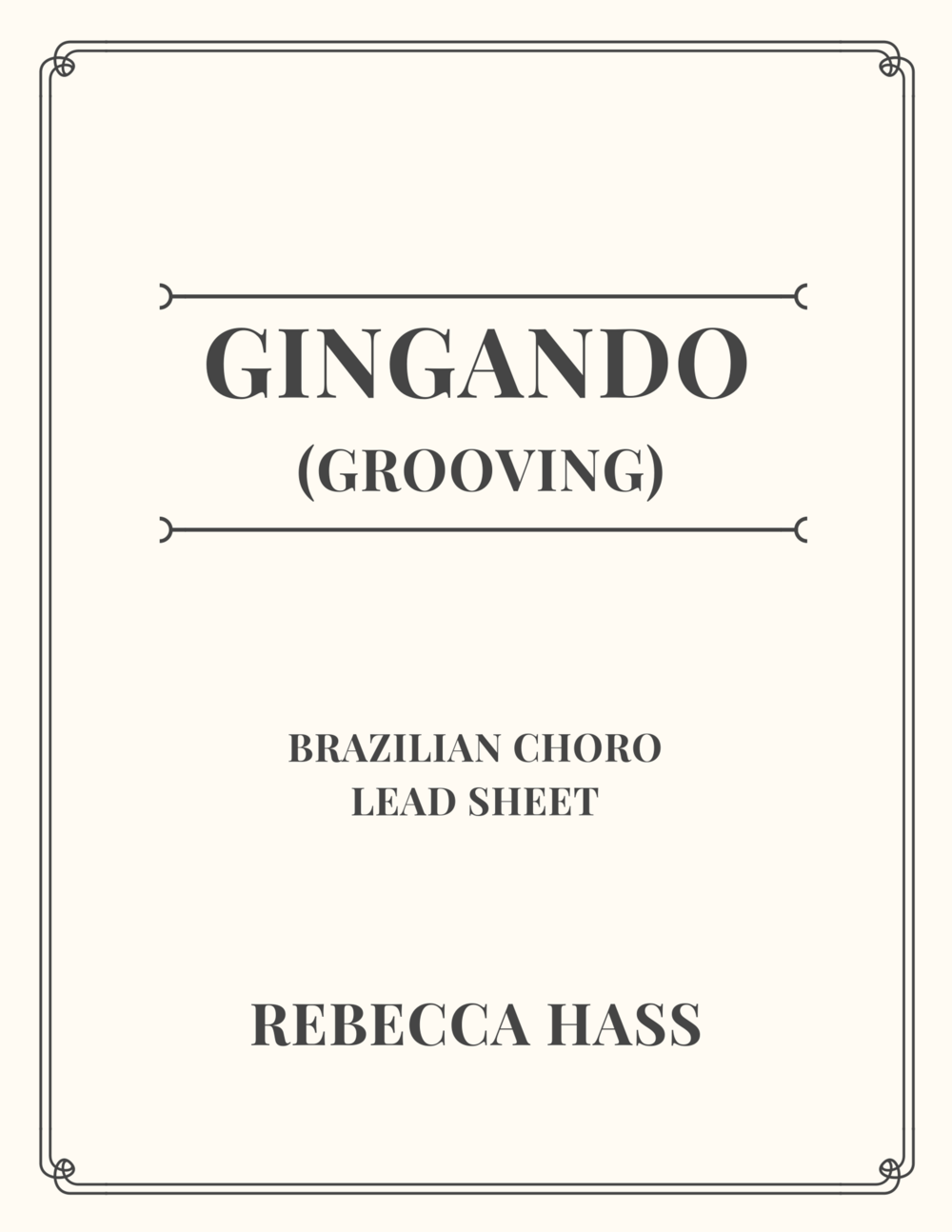 Gingando title page.png
