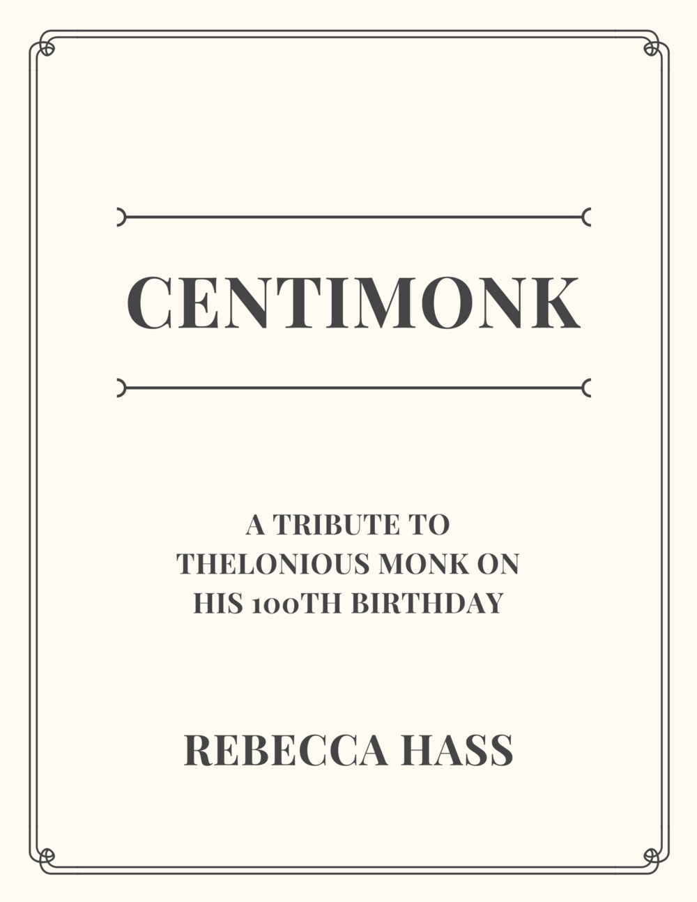 Centimonk title page.png