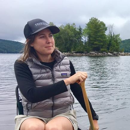Genevieve has a Ph.D. in Sociology from the University of New Hampshire and is a Wilderness First Responder.