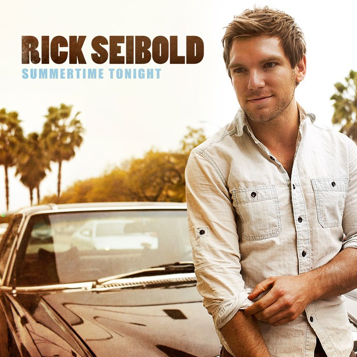 Summertime Tonight (2013)   The set of 7 songs was written and recorded in Los Angeles over a 3 year period and become Rick's 3rd album to chart on iTunes.