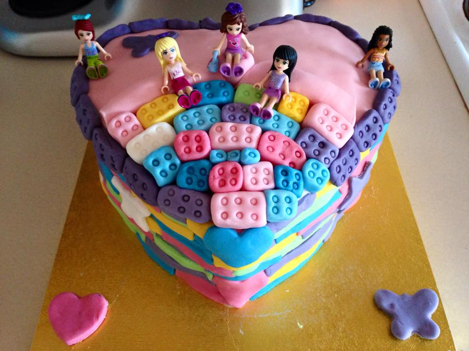 Lego Friends Party Lots Of Lotty