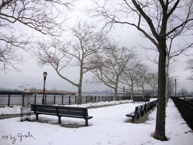 Fotos de NY: Staten Island, próximo a estação da Ferry