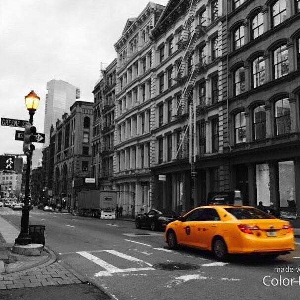 SoHo streets ❤️