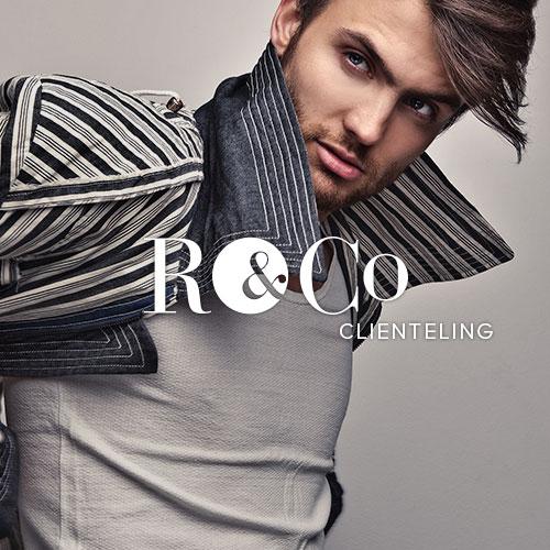 R&Co Clienteling App