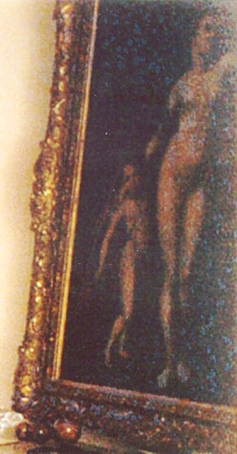 Nude Venus with Cupid