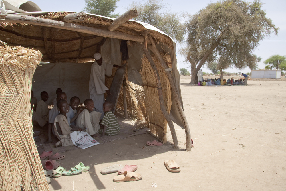 Koukou Refugee Camp, Chad