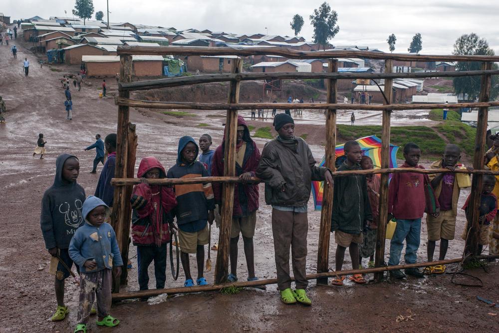 Gihembe Camp, Rwanda
