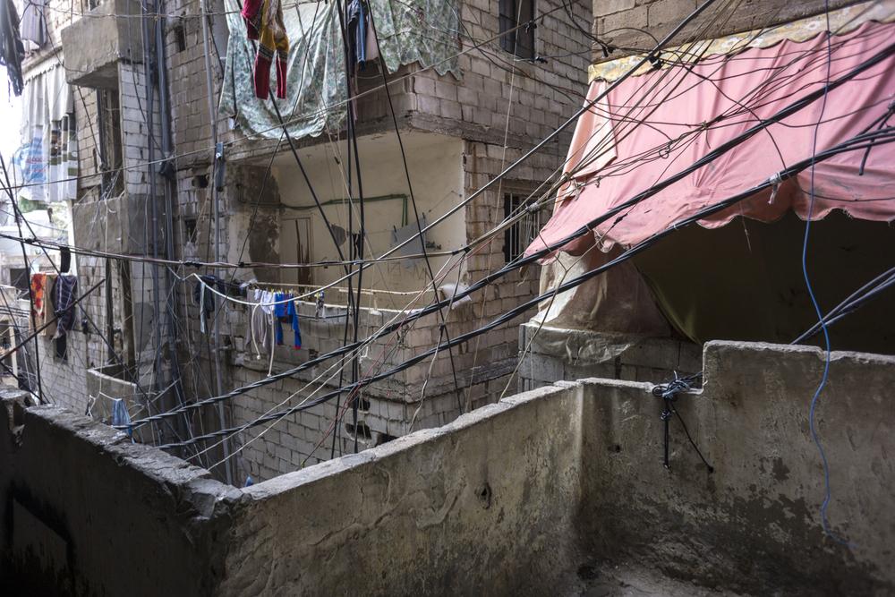 Shatila Camp, Beirut, Lebanon