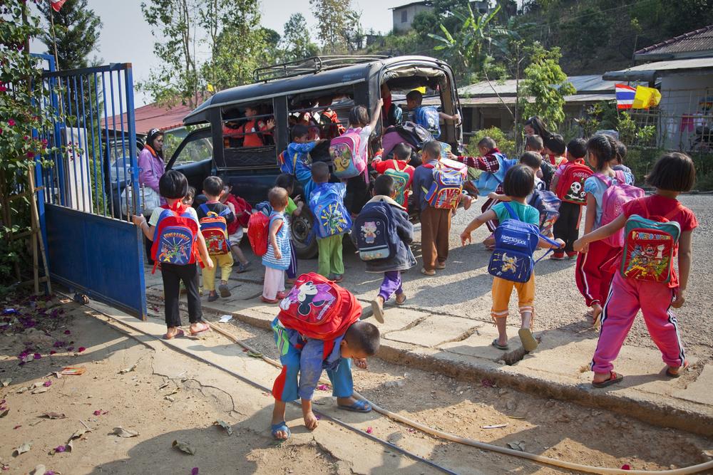 Piang Luang, Thailand