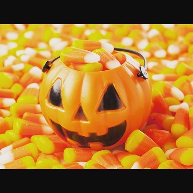 Happy Halloween! May your day be full of good eats and yummy treats