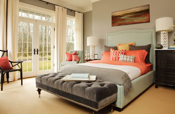 Decor ideas for a master bedroom