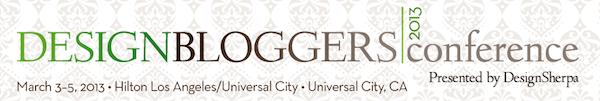 design bloggers conference, 2013 design bloggers conference, design bloggers