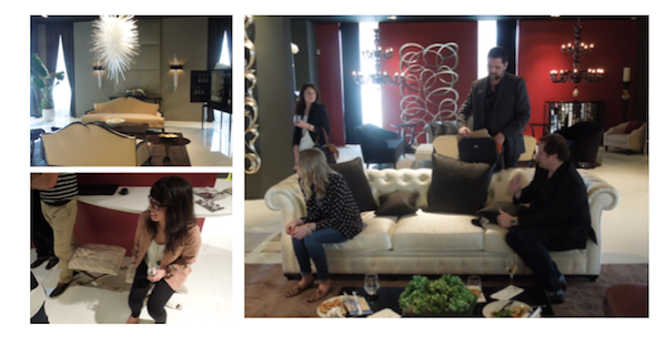 GHID design team in LA, trip photos for Garrison Hullinger Interior Design
