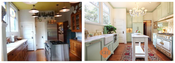 garrison hullinger remodel photos, remodel before and after photos