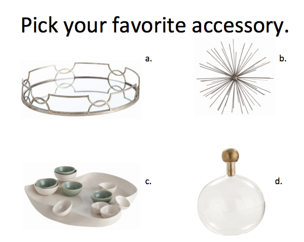 modern accessories, traditional accessories, eclectic accessories contemporary accessories