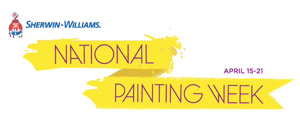 sherman williams and nari national painting week