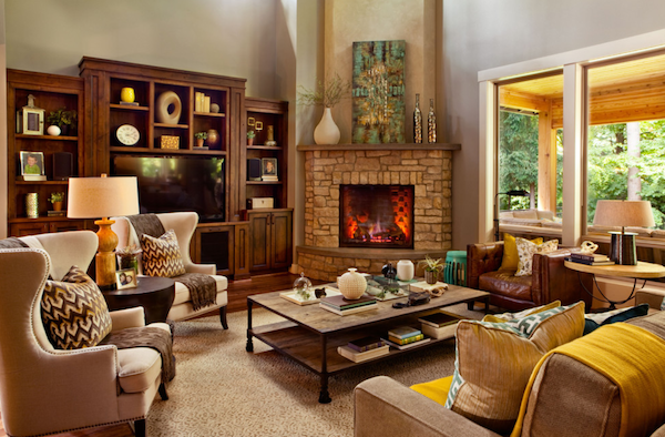 eclectic living room design, eclectic interiors, examples of eclectic interior design