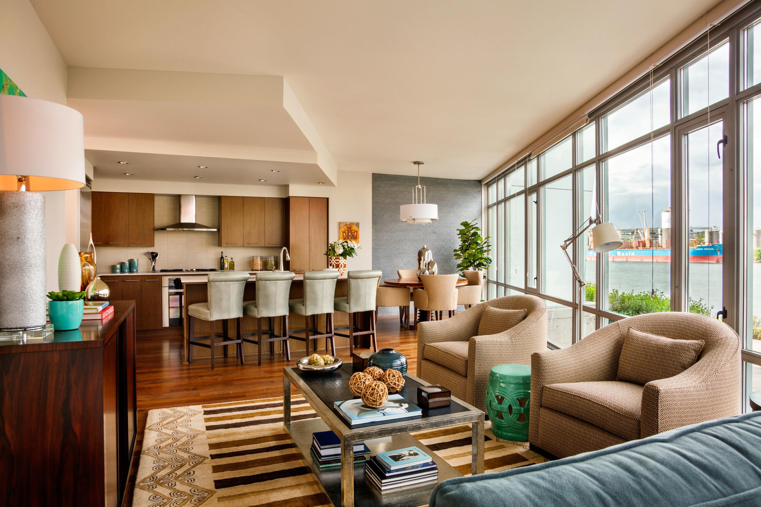 Portland Interior Designer News: Finished Luxury ondo Model Units ... - ^