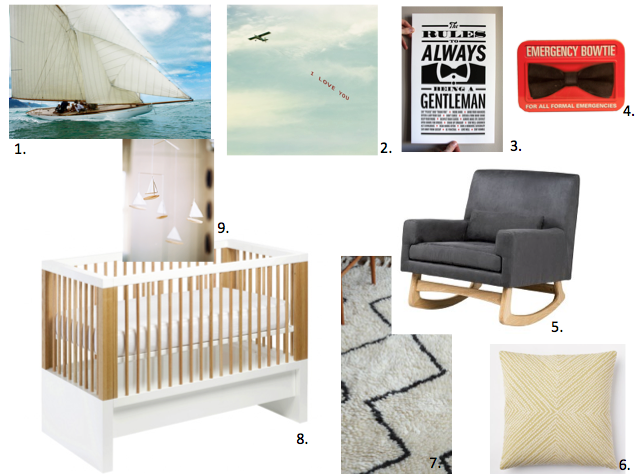 nursery for a boy, ideas for a baby boy, baby boy room inspiration