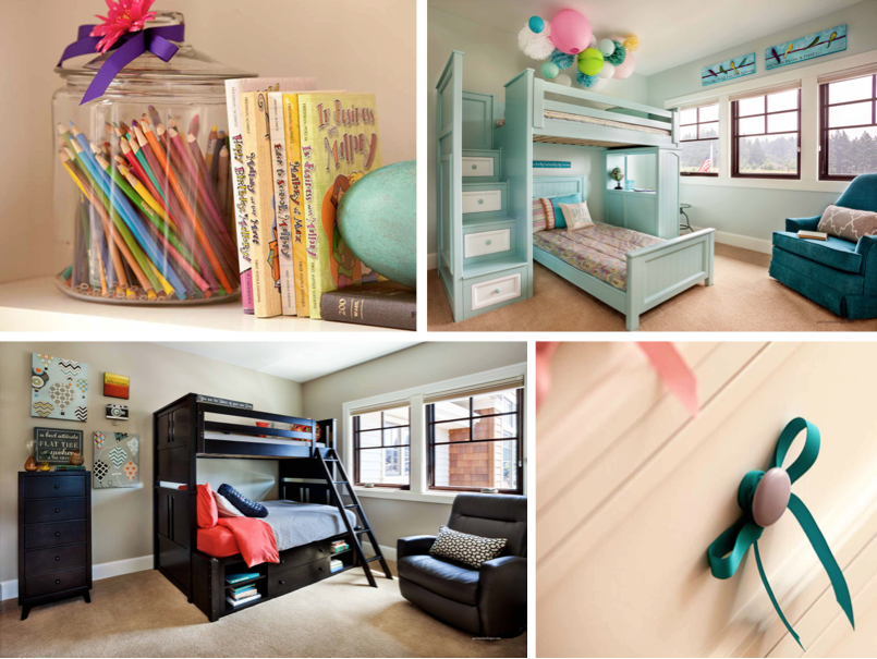 kids bedroom ideas, children's bedrooms, inspiration for children's bedrooms