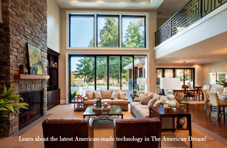 lastest in home technology, coolest home technology in 2013, American-made home technology