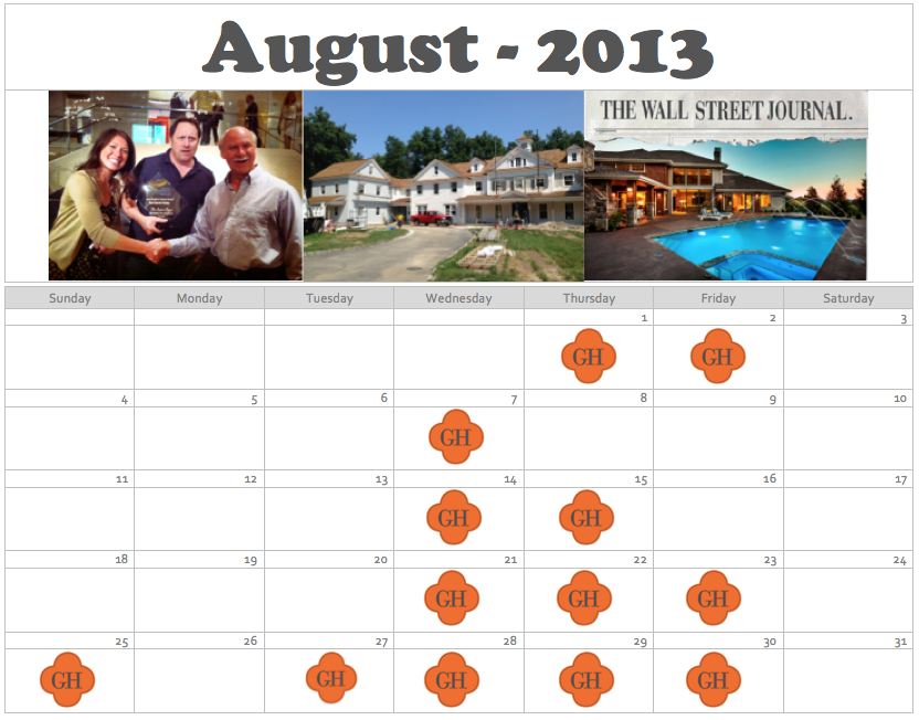 the month of august for interior designers, portland interior designer, garrison hullinger interior design