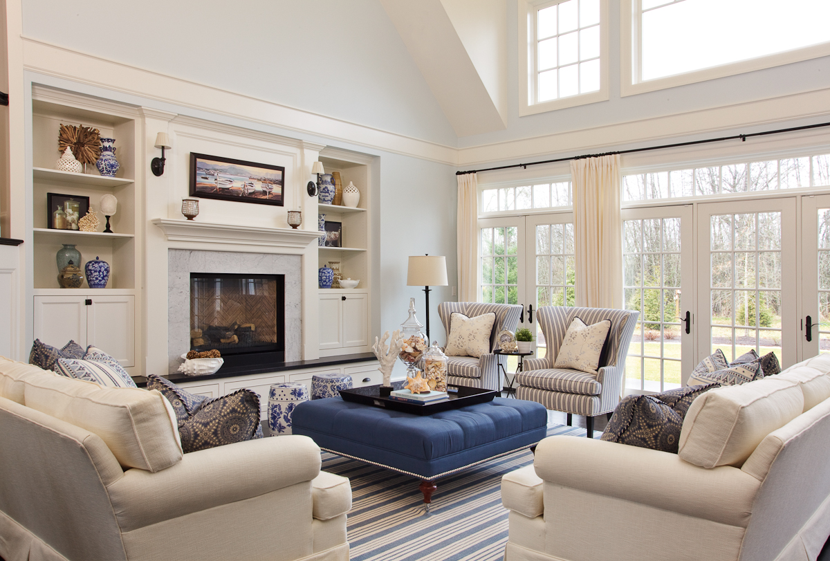 Houzz Interior Design Ideas transitional living room photo in austin with beige walls and light hardwood floors Best Nautical Kitchen Ideas Most Liked Living Room On Houzz Garrison Hullinger Interior Design