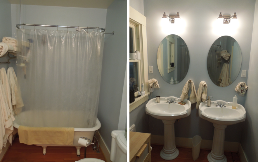 before a bathroom remodel, portland remodeled baths, homes remodeled in portland