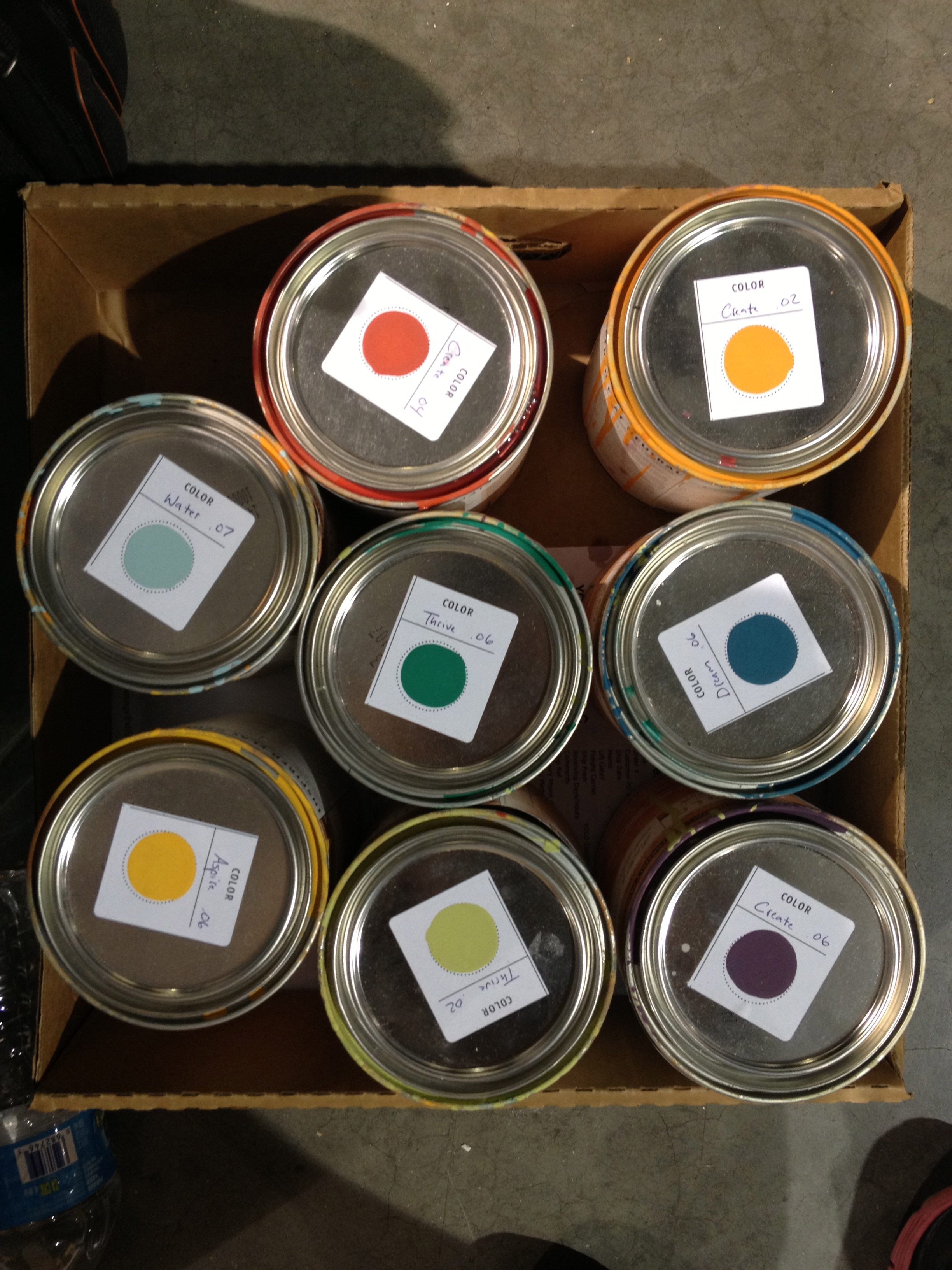 yolo colorhouse paint, eco-friendly paint, paint made in the usa