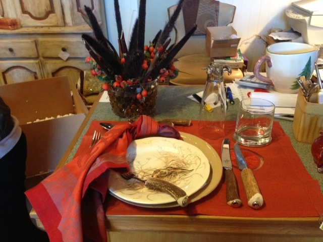 fall decor, fall tabletop decorating, how to decorate your table for thanksgiving