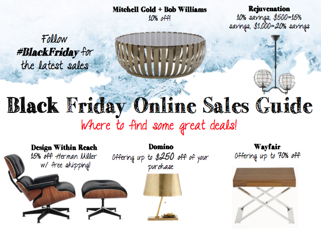 Best Online Shopping Guide The Best Black Friday Online Sales Guide Home Decor At