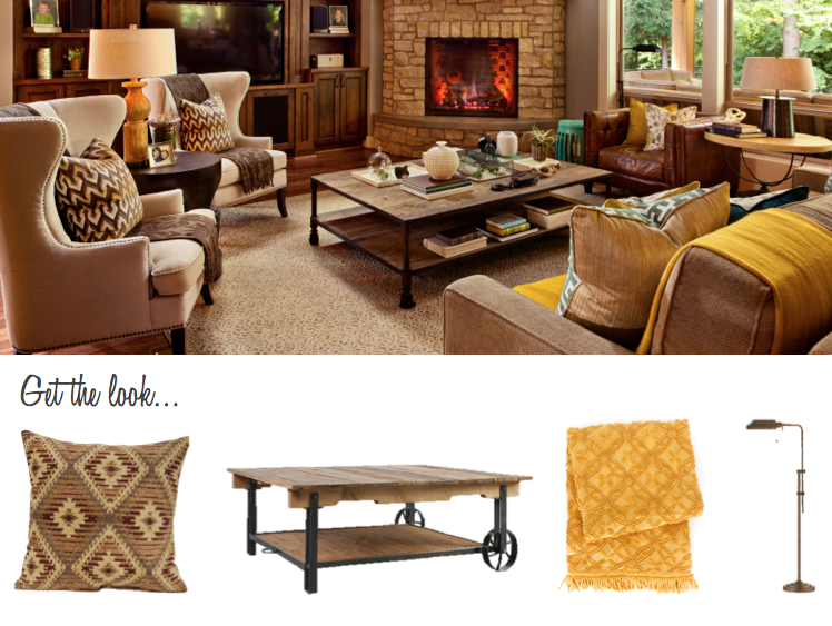 wayfair home decor, rustic interior design, inspiration for a rustic pacific northwest home