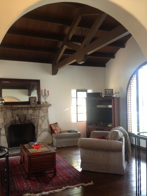 exposed beams, archways, homes that entered the ultimate GH iDesign giveaway