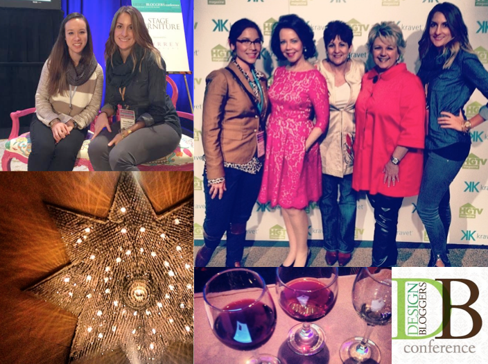 kandra kole interior designers, pamela copeman, bloggers at the design bloggers conference
