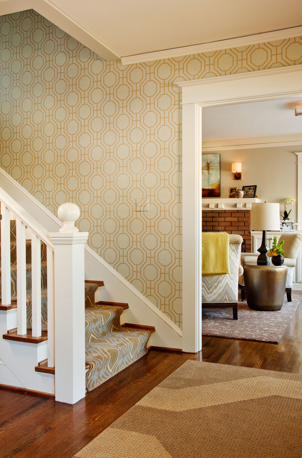 ReIntroduction To Wallpaper Fabulous Interior Design That Uses