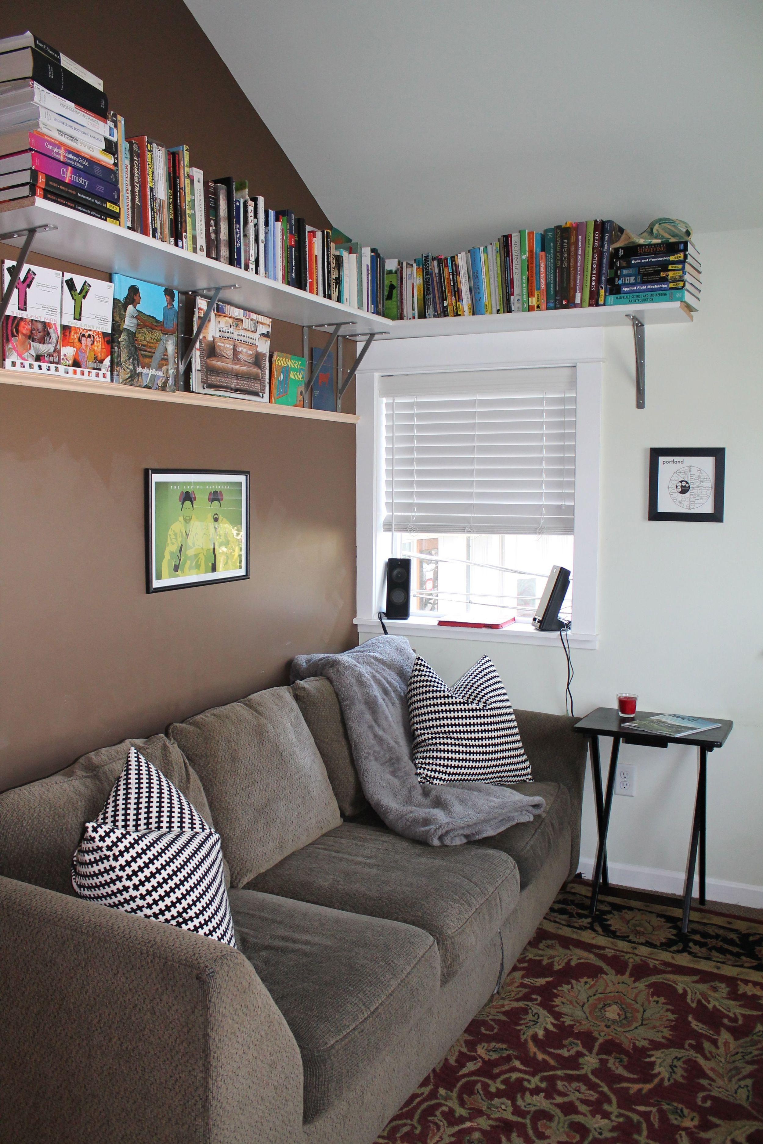 bookshelf ideas, awesome DIY ideas for bookshelves, creative bookshelf ideas