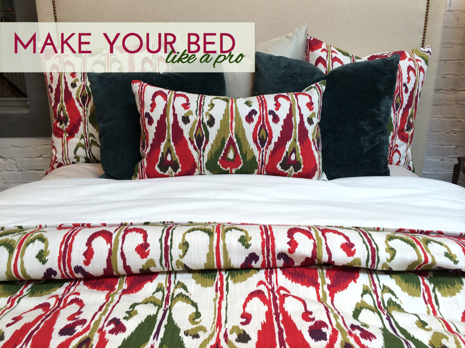 how to make your bed look like a pro made it, beds ready for the cover of a magazine, layering your bed