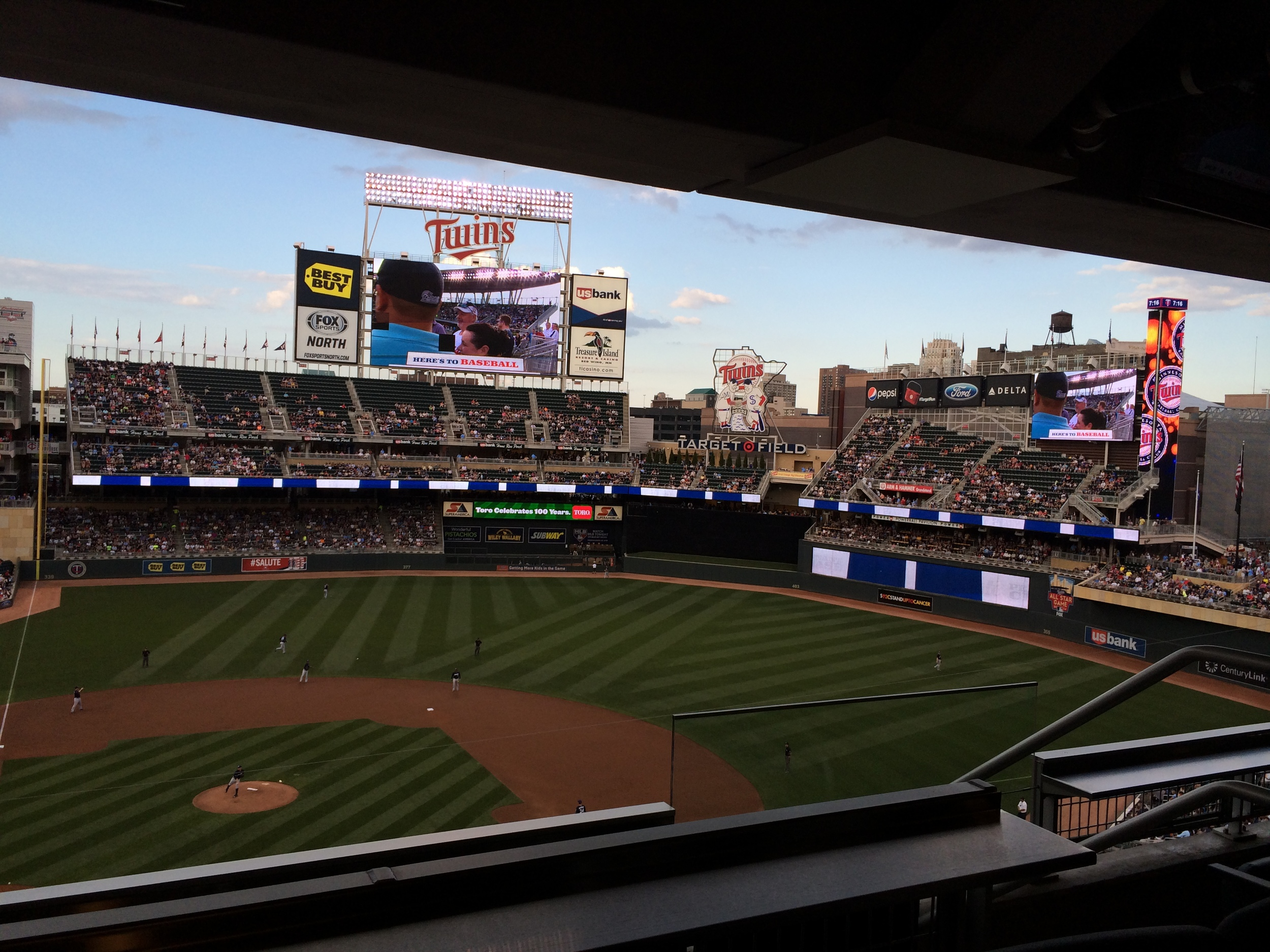 cambria tour takes you to twins field, what interior designers do, really cool opportunities for interior designers
