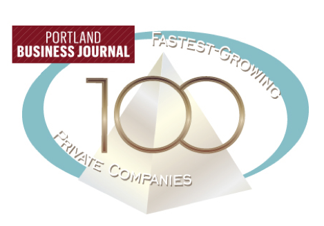 portland small business awards, portland business journal awards, fastest growing companies in Portland