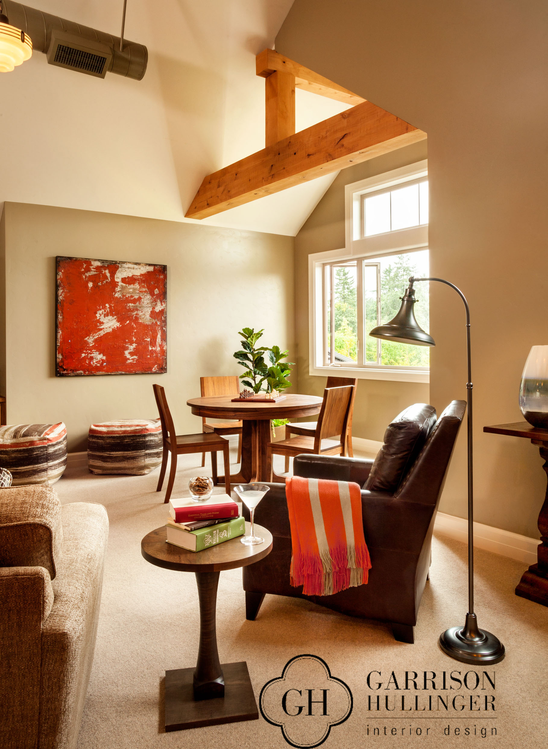 cool ideas for rec rooms, rustic interior design, pacific northwest interior designers