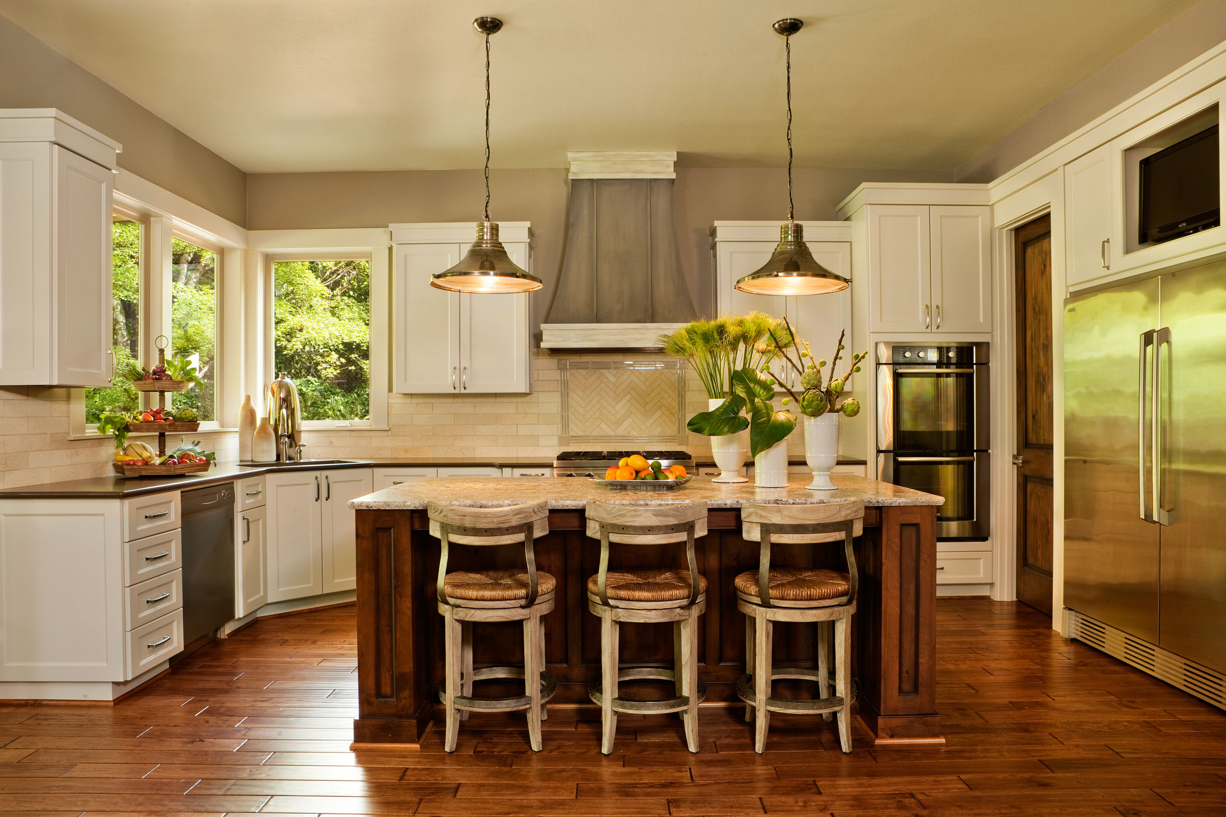 GHID s Top 5 Kitchen Designs — Garrison Hullinger Interior Design