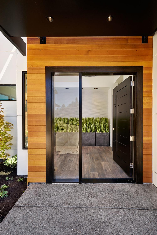 Sandhill Crane Doorway