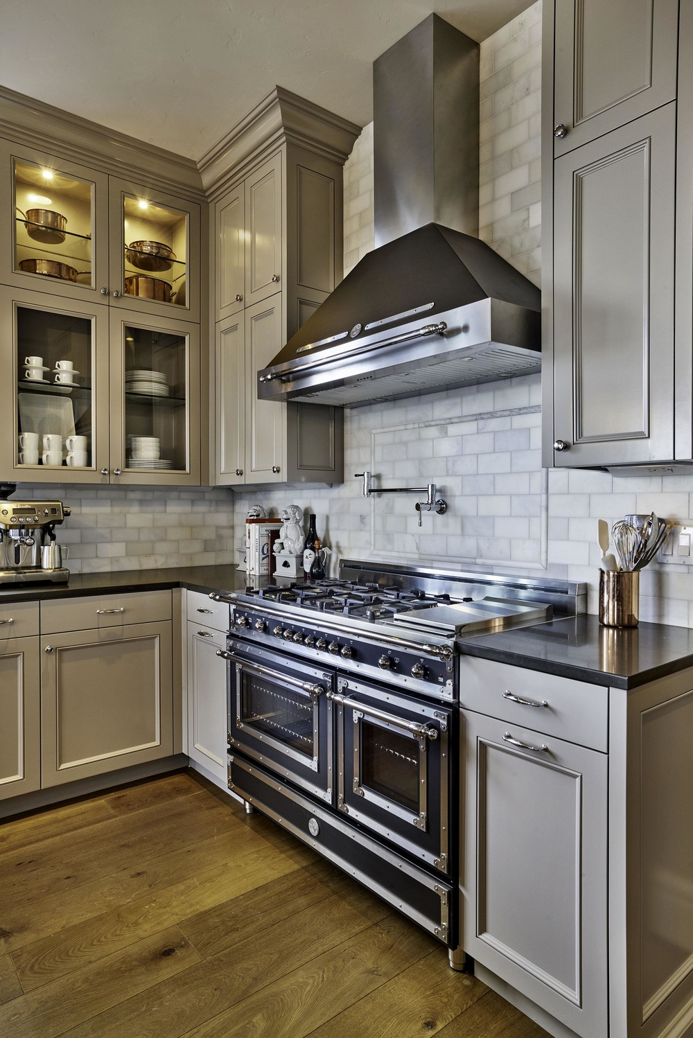 The Adeline Kitchen Backsplash
