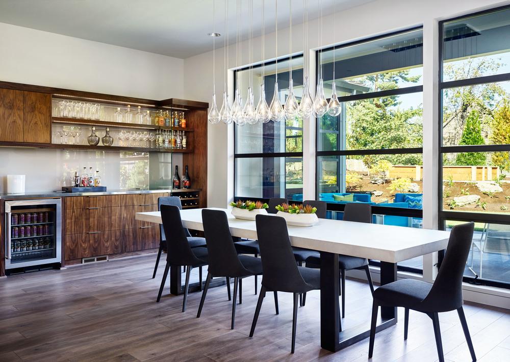Sandhill Crane Dining Room