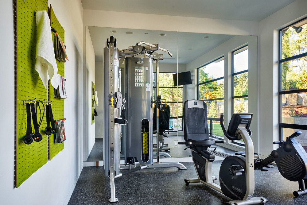 Sandhill Crane Fitness Center