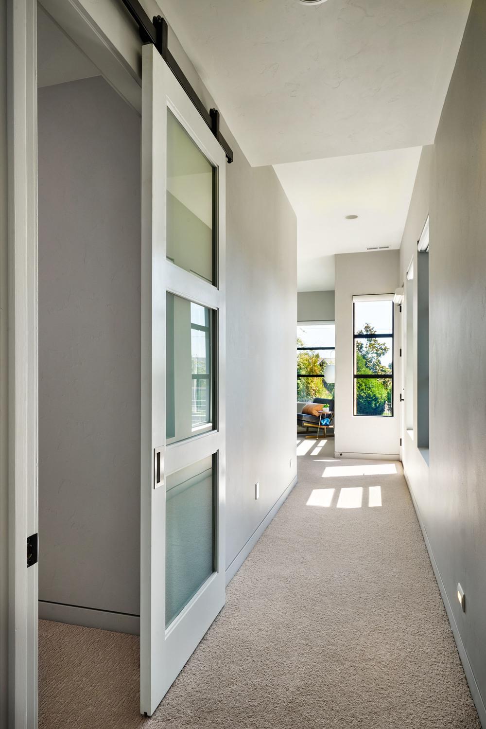 Sandhill Crane Hallway
