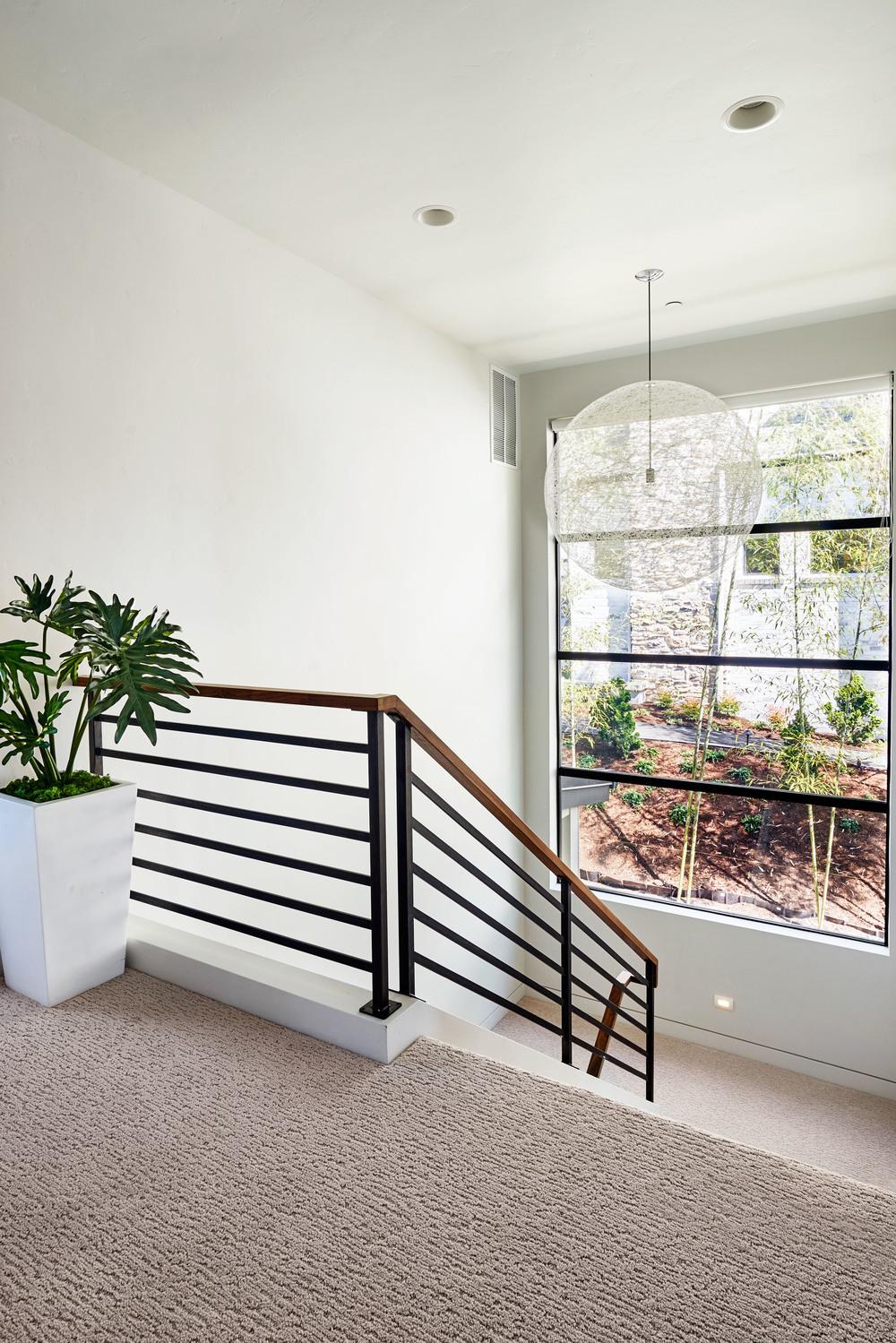 Sandhill Crane Stairway