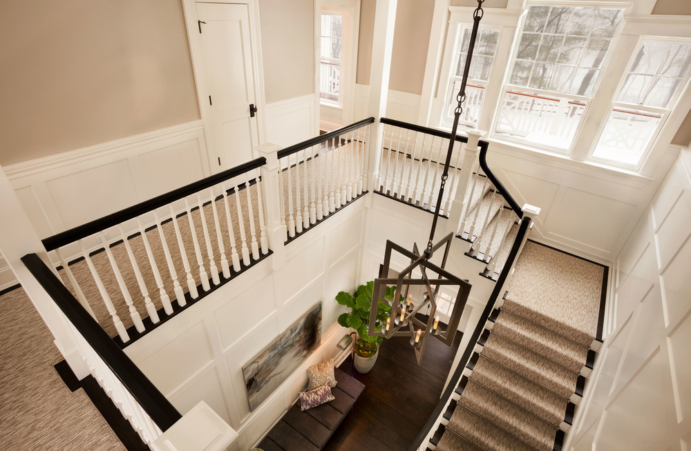 New Canaan Staircase