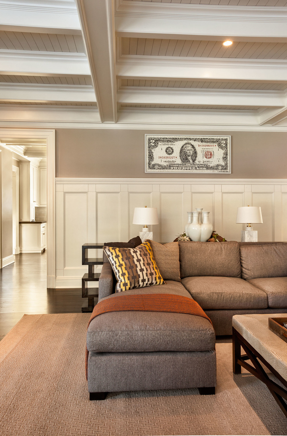New Canaan Family Room
